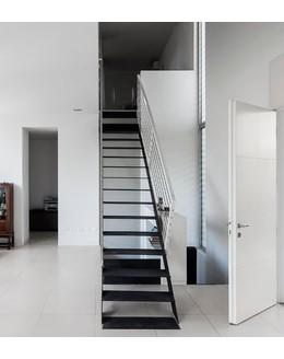 Маршевая лестница М4 «корабельный трап»