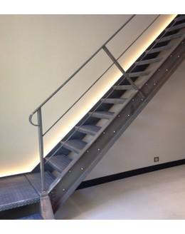 Служебная маршевая лестница М5