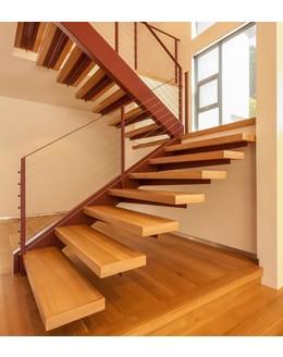 Маршевая консольная лестница К2