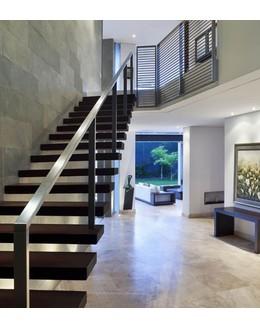 Консольная лестница К3 в скандинавском стиле