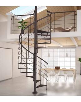 Винтовая лестница В1 в стиле