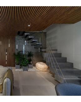 Консольная лестница  К7 для Дачного Ответа