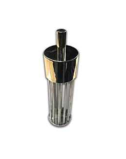 Бутылка в клетке, нержавеющая сталь 1 л