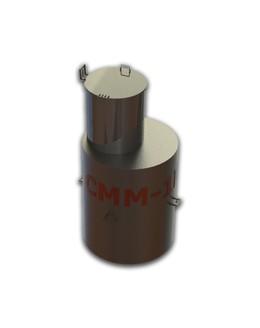 Кессон металлический СММ-2Ч