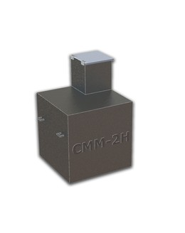 Кессон металлический СММ-2ЧК