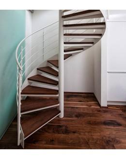 Винтовая лестница   В21 на тетиве