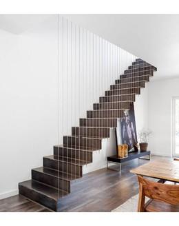Консольная лестница  К11  «ЛОФТ»