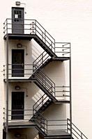 Модульная пожарная лестница