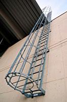 Наружная пожарная лестница