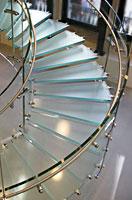 Уникальная винтовая лестница на заказ