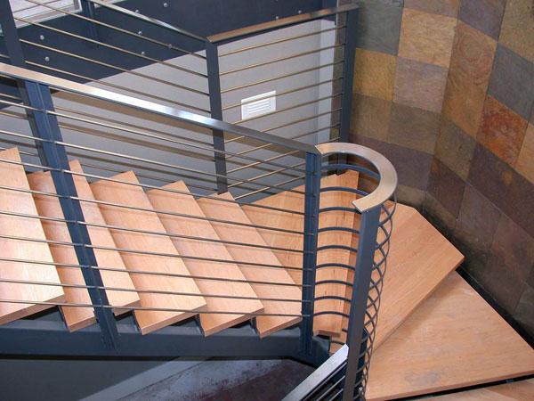 Лестницы для частного дома своими руками видео
